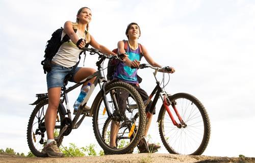 Езда на велосипеде и польза для фигуры