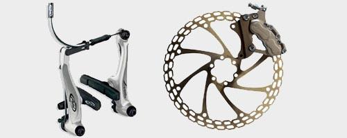 Тормоза велосипеда