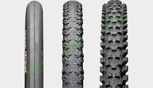 Покрышки велосипеда