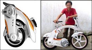 Skladnoy-velosiped