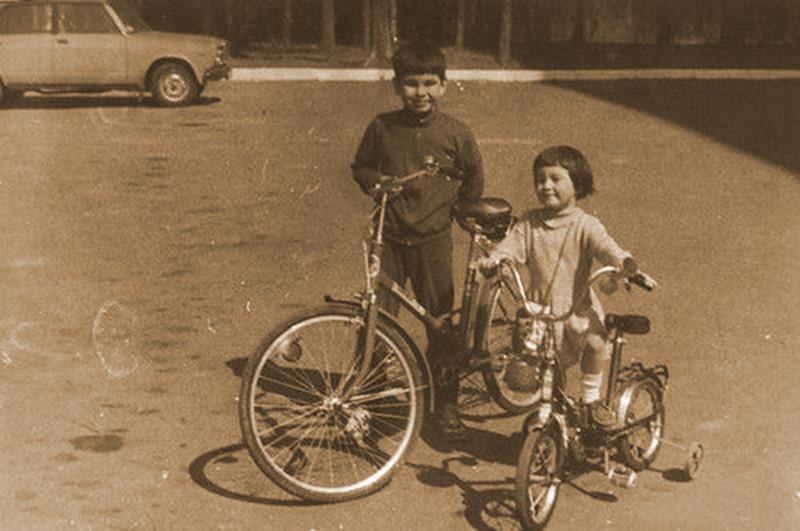 Зачем изобретать велосипед? авто, прикол