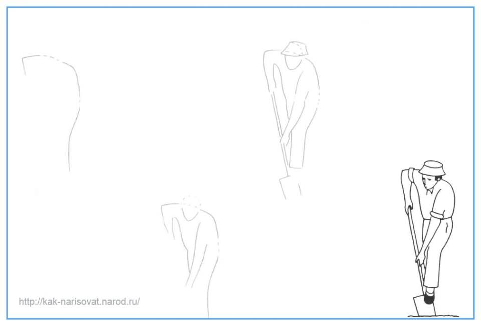 Как легко и просто рисовать