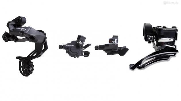 Групсет для горного велосипеда SRAM X3