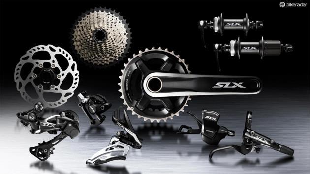 Комплектующие для велосипеда Shimano SLX M7000