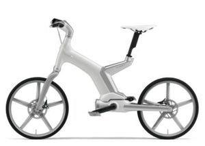 Электровелосипед Yamaha PAS
