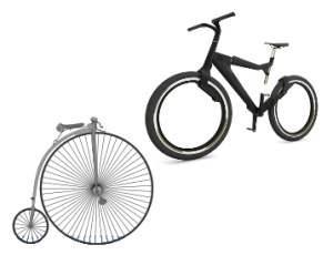 Изобрести велосипед