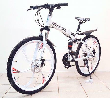 "Велосипед складной Green bike 26"""