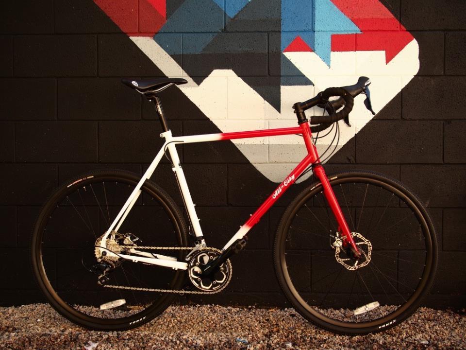 Велокросс велосипед All-City Macho Man Disc