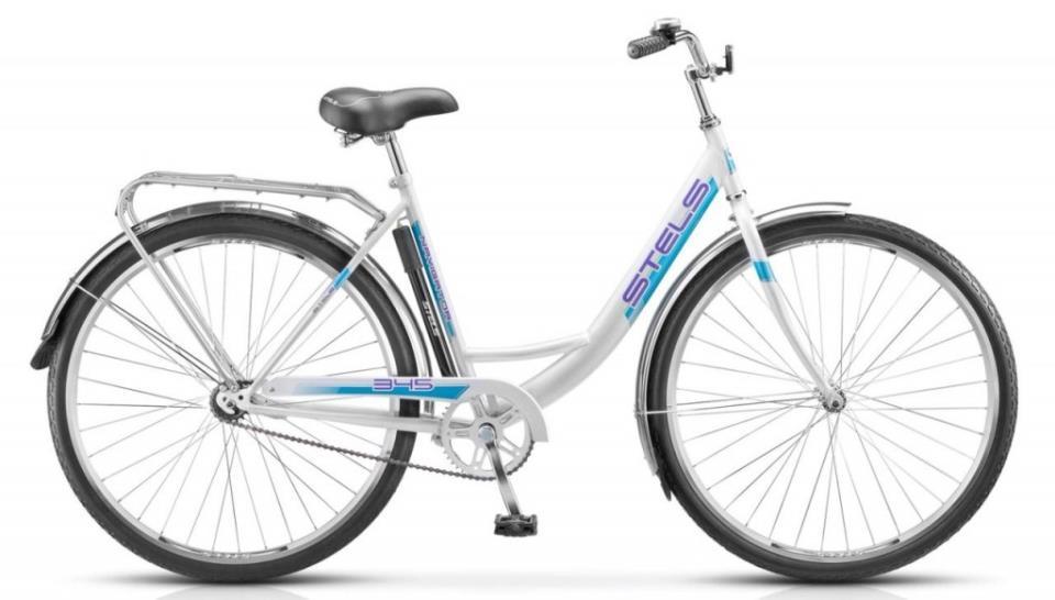 Женский велосипед-ригид (без амортизации) STELS Navigator 345 Lady (2016)