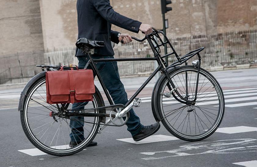 Городской велосипед не обязательно должен быть женским
