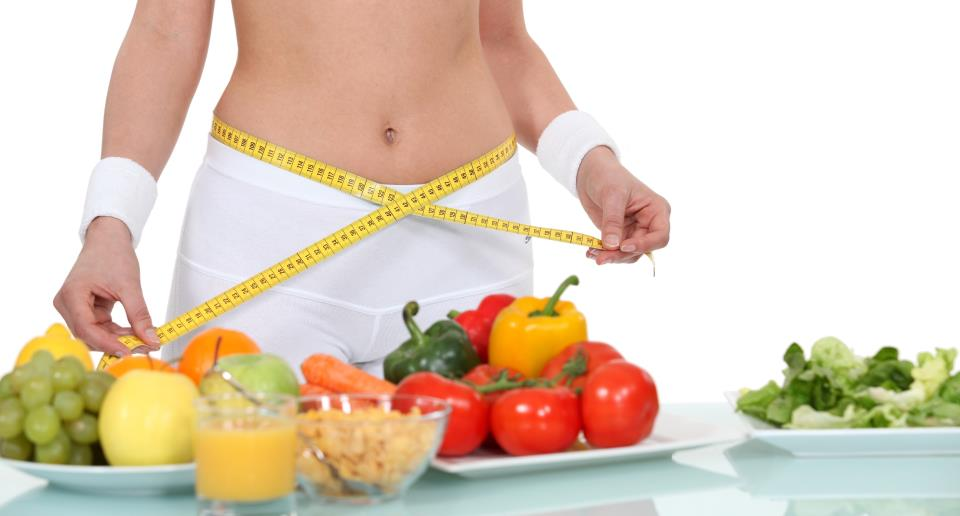 Упражнения будут эффективны только вкупе с правильным питанием