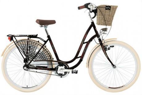 Велосипед Kross TEMPO CLASSICO II dark brown