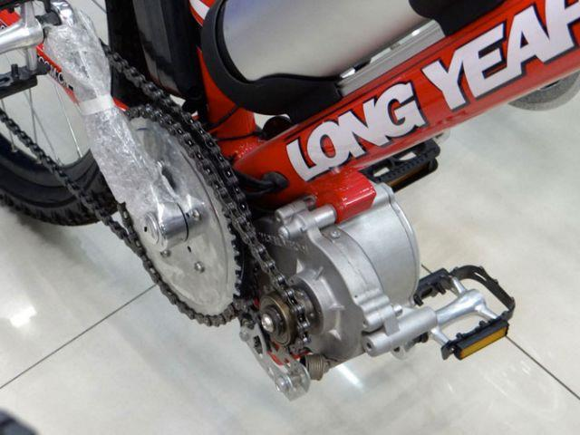 подвесной электродвигатель