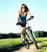 Езда на велосипеде от целлюлита