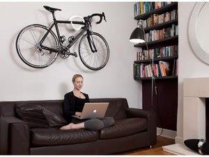 Идея хранения велосипеда