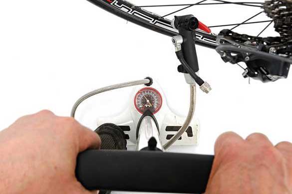 давление в покрышках шоссейного велосипеда
