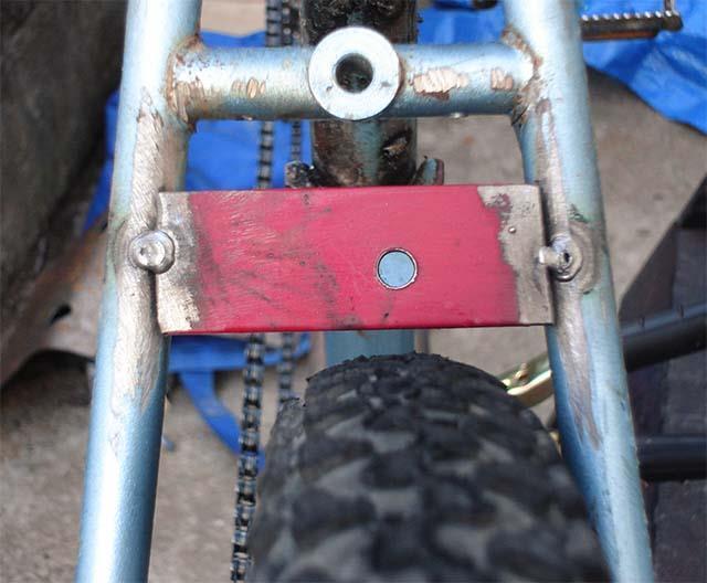 Изготовление самодельных тормозов для чоппера