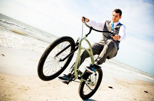 Стильные велосипеды в стиле чоппер и городские велокруизеры, как стиль индивидуального мышления
