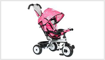 Велосипед FAMILY TRIKE XG18819-9 T16