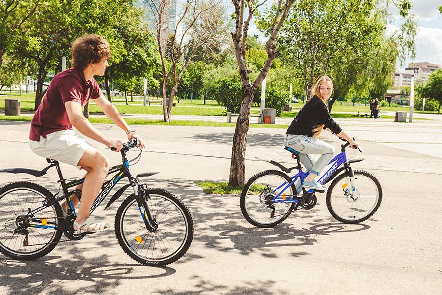 Городские велосипеды для подростков
