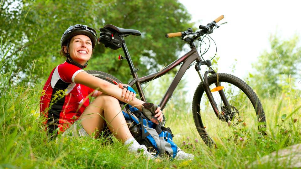 Неспециализированный горный велосипед