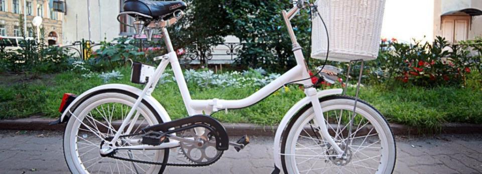Как покрасить велосипед Аист