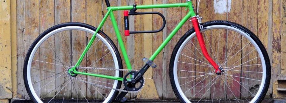 Покрасить руль велосипеда