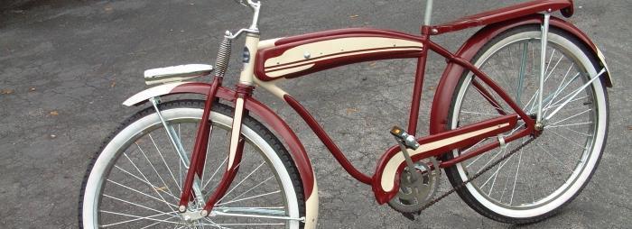 Какими цветами покрасить велосипед