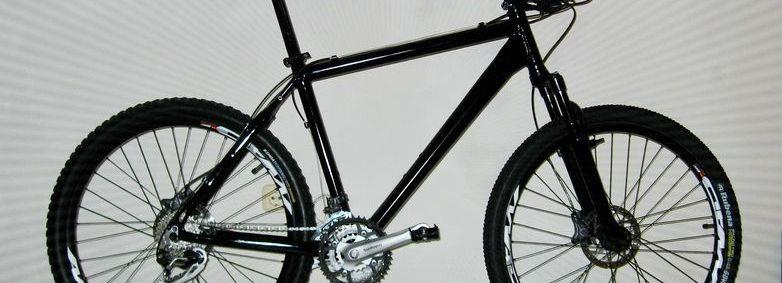Чем покрасить горный велосипед
