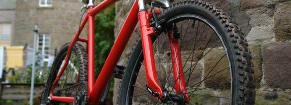 В какой цвет покрасить велосипед