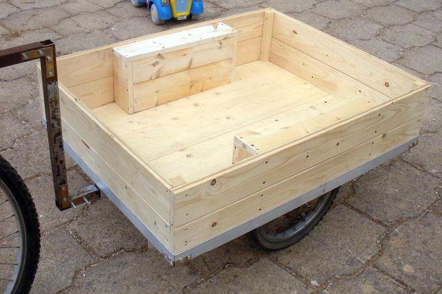 Из деревянной вагонки делаем кузов