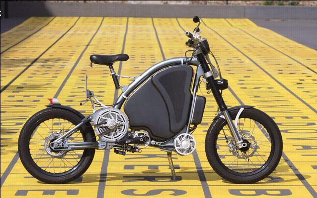 Электро-велосипед eROCKIT