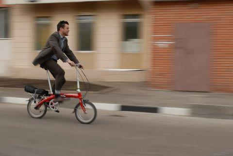 Складной велосипед Dahn Curve D3