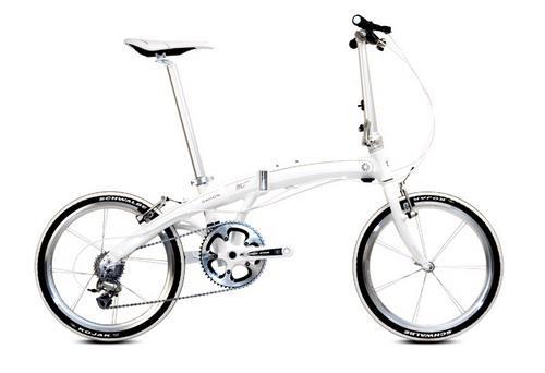 Складной велосипед Dahon Mu XXV