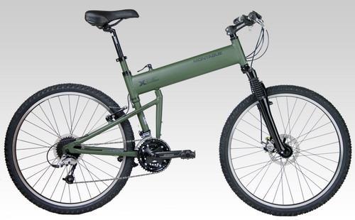 Военный складной велосипед Paratrooper