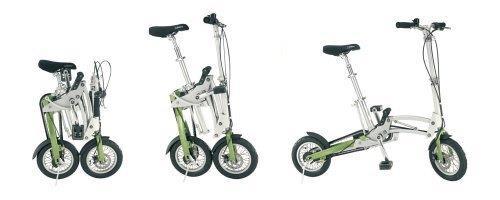 Складной велосипед Mobiky Genius