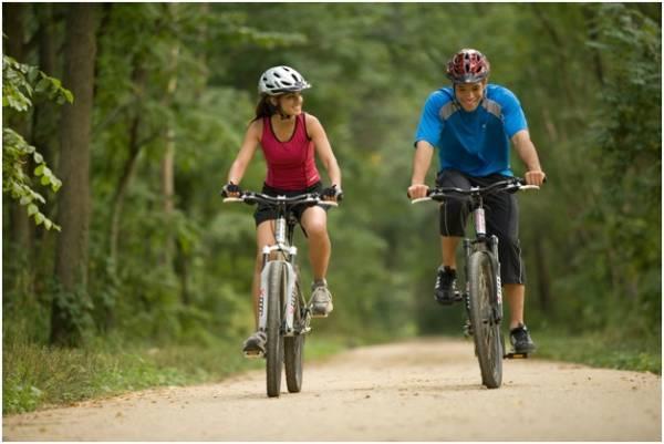 Велосипед - это колёсное транспортное средство! Как появились велосипеды! Велосипеды современные, прогулки на велосипедах