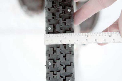 Двухрядка Suomityres (Nokian) Stud A10