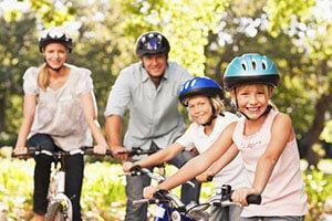 правила езды на велосипеде