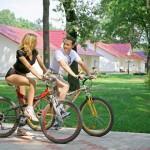Польза поездок на велосипеде