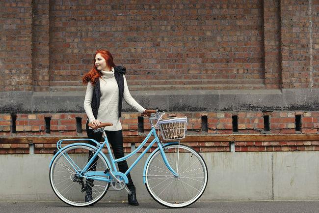 Польза велосипеда для женщин - Легкие