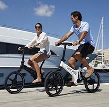Электровелосипед в Крыму