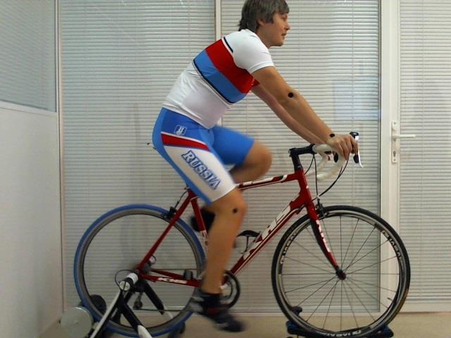 До Retul Müve Dynamic Fit Bike
