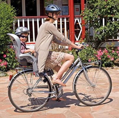 кресло для велосипеда детское выбор и установка фото 4