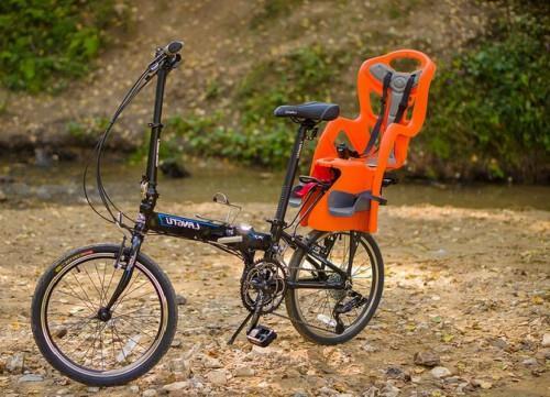 кресло для велосипеда детское выбор и установка фото 3