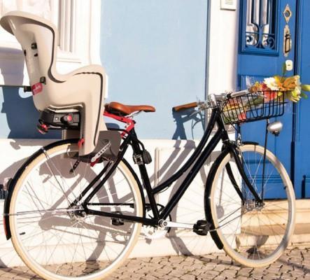 кресло для велосипеда детское выбор и установка фото