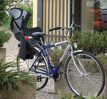 кресло для велосипеда детское выбор и установка фото 6