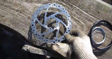 ошибки обслуживания дисковых тормозов велосипеда