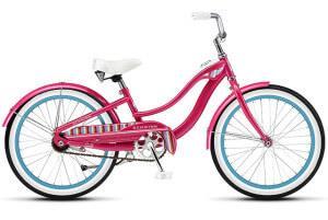 подростковый велосипед для девочки 7-8 лет