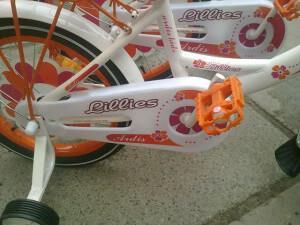 """защитный """"рукав"""" для детского велосипеда"""